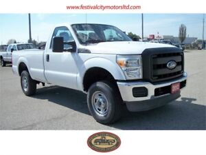 2012 Ford Super Duty F-250 SRW XL | Long Box 4x4