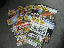 17 Caravan, Campervan and Camping Magazines Mullaloo Joondalup Area Preview