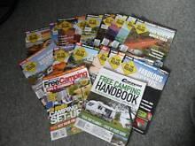 17 Caravan, Campervan and Camping Magazines Mullaloo Joondalup Area Preview