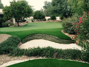 Golf Green Residential Putting Greens