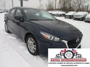 2018 Mazda Mazda3 SPORT GS BALLON OK EN MARCHE