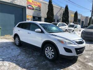 2010 MAZDA CX-9 AWD 7 PASSAGERS/AUT/AC/MAGS/GR-ELECT!!