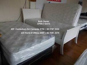 Huge Discount Brand New mattress and Base Campsie Canterbury Area Preview