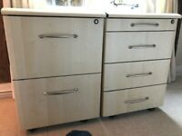 Home Office Filing Cabinet, Drawers & Cupboard