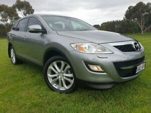2011 Mazda CX-9 TB10A4 MY11 Grand Touring Aluminium 6 Speed Sports Automatic Wagon Medindie Walkerville Area Preview