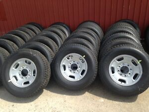 GMC 8 bolt or Chev 8 bolt wheels and tires