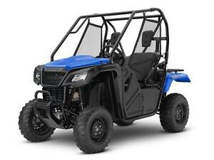 2016 HONDA PIONEER  500 ADVENTURE EVERYWHERE save $ 1000.00