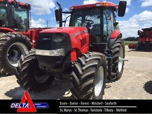 2013 Case IH Puma 170 CVT Tractor