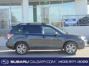 2017 Subaru Forester Limited | HEATED FRONT SEATS | BACKUP CAMER