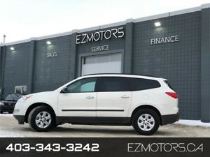 2012 Chevrolet Traverse LS|AWD|8 PASSENGER|1 OWNER