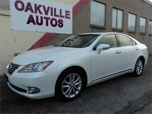 2012 Lexus ES 350 ES350 LEATHER SUNROOF HEATED SEATS SAFETY INCL