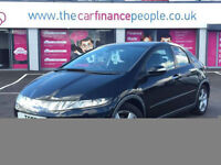 Honda Civic 1.8i-VTEC ES ** GOOD/BAD CREDIT CAR FINANCE *** FROM £20 P/WK **