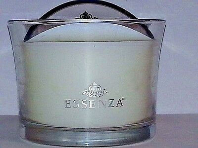 ESSENZA Luxury Fragrance Candle  SEA SALT MINERAL 12 oz
