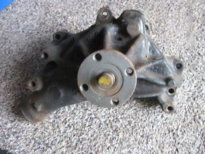Water Pump for Chevy