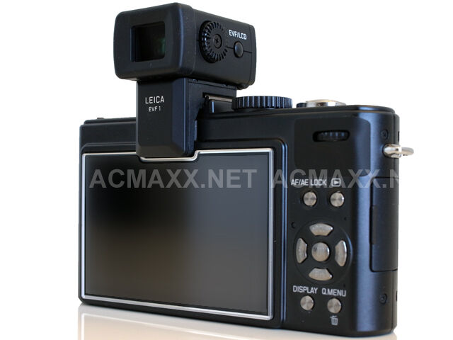 """ACMAXX 3.0"""" HARD LCD ARMOR Screen PROTECTOR Leica D-Lux5 Fits- EVF1 Finder 18716"""