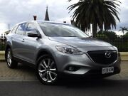 2013 Mazda CX-9 TB10A5 Luxury Activematic Silver 6 Speed Sports Automatic Wagon Medindie Gardens Prospect Area Preview