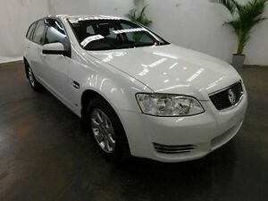 2013 Holden Commodore VE II MY12.5 Omega White 6 Speed Automatic Sportswagon Virginia Brisbane North East Preview