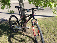Specialized Stumpjumper FSR , Full suspension Bike