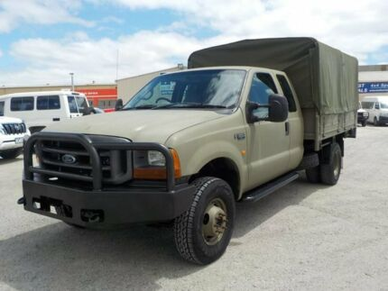 Ford f350 for sale in australia gumtree cars 2003 ford f350 green manual cab chassis sciox Image collections