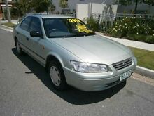 1999 Toyota Camry SXV20R CSi Green 4 Speed Automatic Sedan Redcliffe Redcliffe Area Preview