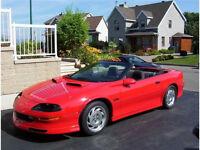 1995 Chevrolet Camaro Convertible Cabriolet