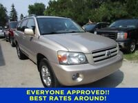 2007 Toyota Highlander Barrie Ontario Preview