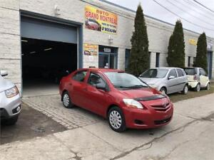 2008 TOYOTA YARIS MODELE DE BASE/TRANSMISSION AUTOMATIQUE