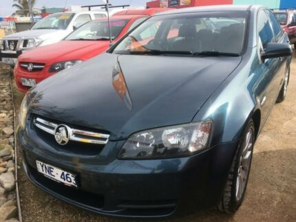 2008 Holden Commodore VE MY09.5 Omega 60th Anniversary 4 Speed Automatic Sedan Hoppers Crossing Wyndham Area Preview