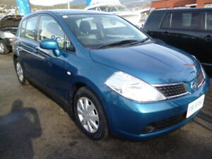 2007 Nissan Tiida ST New Town Hobart City Preview