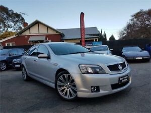 2014 Holden Caprice WN V Silver 6 Speed Auto Active Sequential Sedan Mount Hawthorn Vincent Area Preview