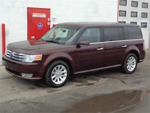 2009 Ford Flex AWD SEL -- Heated Leather, 3 Sunroofs! -- $8999