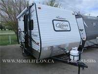 *CLEARANCE! *ULTRA LIGHTWEIGHT! *BUNKS! *TRAVEL TRAILER FOR SALE