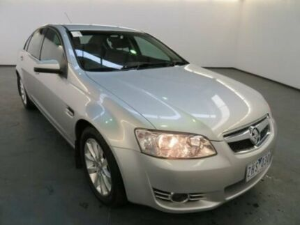 2012 Holden Berlina VE II MY12 Silver 6 Speed Automatic Sedan