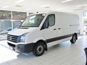 2012 Volkswagen Crafter 2ED1 MY11 35 MWB White 6 Speed Automatic Van Morley Bayswater Area Preview