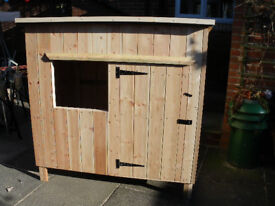 dog kennel or playhouse