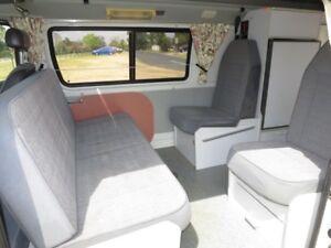 Toyota Hiace Camper – AUTO – 5 SEATS
