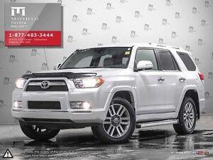 2012 Toyota 4Runner Limited 7-passenger