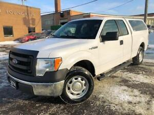 2014 Ford F-150 XL **MATCHING CAP-WE FINANCE**