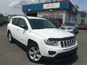 JEEP COMPASS NORTH 2011 AUTO/AC/MAGS/DÉMARREUR/BAS MILLAGE !