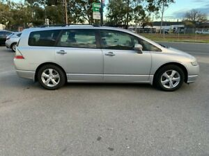 2007 Honda Odyssey 20 MY06 Upgrade Silver 5 Speed Sequential Auto Wagon West Croydon Charles Sturt Area Preview
