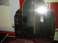 OLD, Dressing table mirror