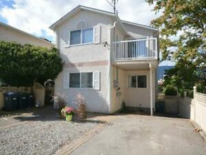 Penticton - 3 bedroom 1.5 bath half duplex near Okanagan Lake