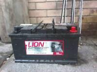 Lion 017 battery