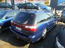 2001 Subaru Liberty Gen 3 Heritage Wagon 4dr Auto 4sp AWD 2.5i Blue Automatic Wagon Croydon Burwood Area Preview