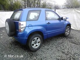 Suzuki Grand Vitara 1.6vvt 16v 2006 For Breaking