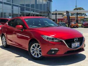 2015 Mazda 3 BM5278 Touring SKYACTIV-Drive Red 6 Speed Sports Automatic Sedan Palmyra Melville Area Preview