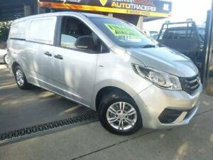 2016 LDV G10 SV7C Silver 6 Speed Sports Automatic Van Merrylands Parramatta Area Preview