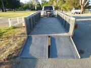 LOW LOADER TRAILER FOR HIRE 2000KG ATM Mudgeeraba Gold Coast South Preview