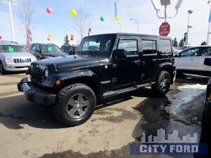 2011 Jeep Wrangler Unlimited 4x4 4dr Sport