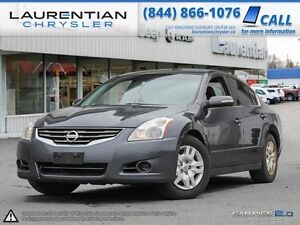 2010 Nissan Altima -AS TRADED